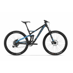Devinci Django 29 NX BLACK/BLUE KIT