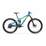 BIKE MARSHALL GX12S BLUE/GREEN KIT